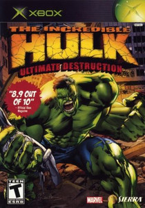 Incredible Hulk: Ultimate Destruction - Xbox Game