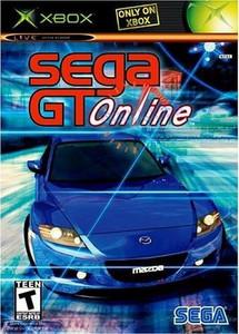 Sega GT Online - Xbox Game