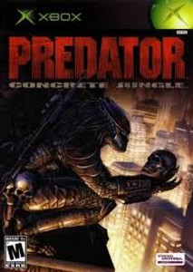Predator Concrete Jungle - Xbox Game
