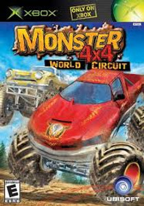 Monster 4x4 World Circuit - Xbox Game
