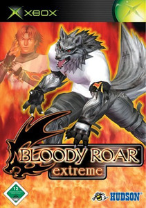 Bloody Roar Extreme - Xbox Game