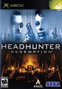 Headhunter Redemption - Xbox Game