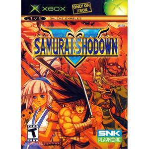Samurai Showdown V - Xbox Game
