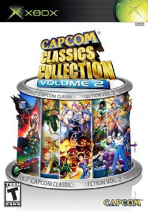 Capcom Classic Collection Volume 2 - Xbox Game