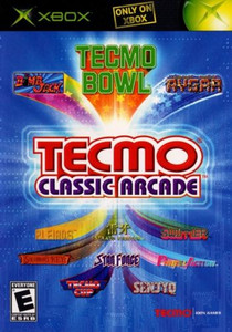Tecmo Classic Arcade - Xbox Game