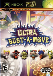 Ultra Bust-A-Move - Xbox Game