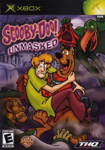 Scooby Doo Unmasked - Xbox Game