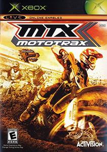 MTX Mototrax - Xbox Game