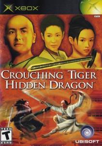 Crouching Tiger Hidden Dragon - Xbox Game