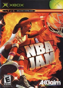NBA Jam - Xbox Game