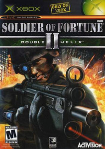 Soldiers of Fortune II Double Helix - Xbox Game