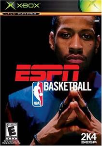 ESPN NBA Basketball - Xbox Game