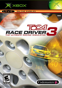 TOCA Race Driver 3 - Xbox Game