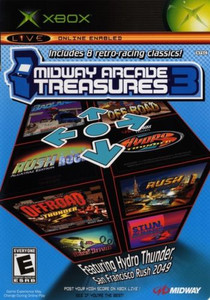 Midway Arcade Treasures 3 - Xbox Game