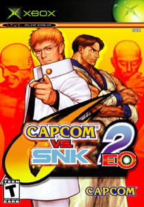 Capcom vs. SNK 2 EO - Xbox Game