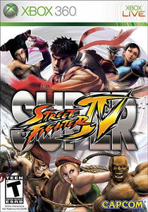 Super Street Fighter IV - Xbox 360 Game