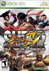 Super Street Fighter IV - Xbox 360 Game