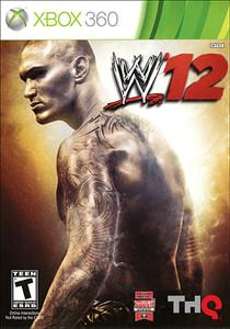 WWE 12 - Xbox 360 Game