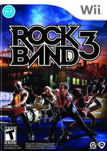 Rock Band 3 - Wii Game