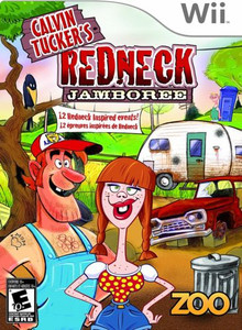 Calvin Tucker's Redneck Jamboree - Wii Game