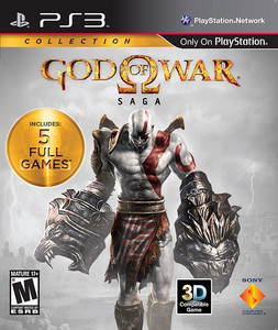 God of War Saga - PS3 Game