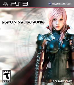 Final Fantasy XIII: Lightning Returns - PS3 Game