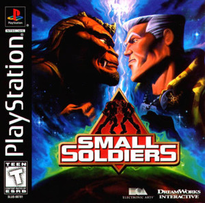 Small Soldiers - PS1 Game