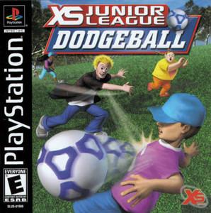 XS Jr League Dodgeball - PS1 Game