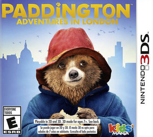 Paddington Adventures In London - 3DS Game