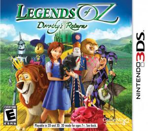 Legends of Oz Dorothy's Return - 3DS Game