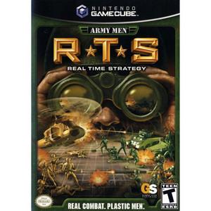 Army Men RTS - GameCube Game