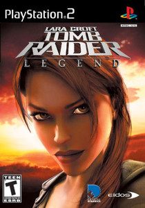 Tomb Raider Legend - PS2 Game