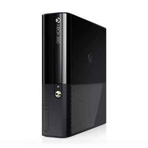 Xbox 360 E Black Console Only