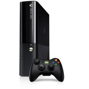 Xbox 360 E 500GB Black Console Only