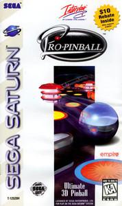 Pro-Pinball - Saturn Game