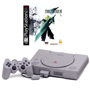 PS1 Final Fantasy VII Bundle Pak