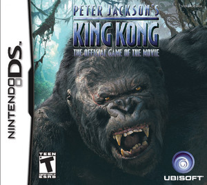 Peter Jackson's King Kong - DS Game