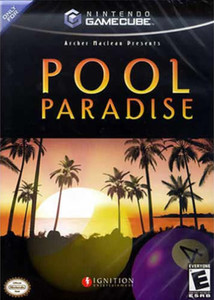 Pool Paradise - GameCube Game