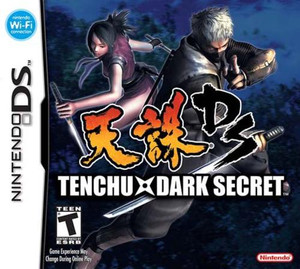 Tenchu Dark Secret - DS Game