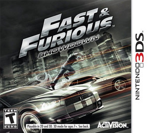 Fast and the Furious: Showdown - DS Game
