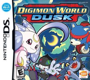 Digimon World Dusk - DS Game