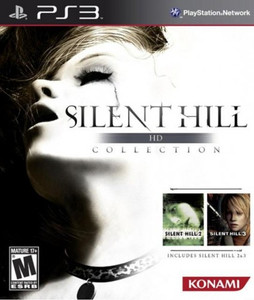 Silent Hill HD Collection - PS3 Game