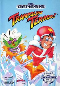 Trampoline Terror! - Genesis Game