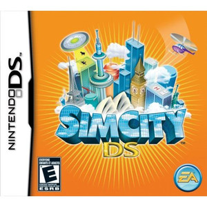 Sim City DS - DS Game