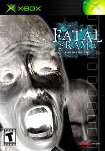 Fatal Frame - Xbox Game