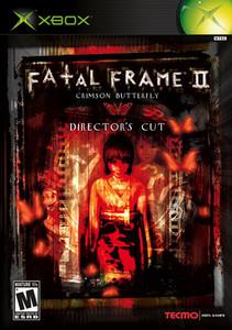 Fatal Frame II - Xbox Game