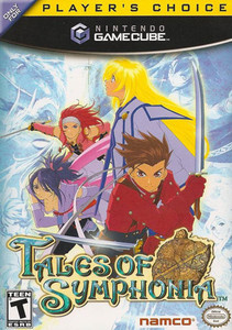 New Factory Sealed Tales of Symphonia Player's Choice - GameCube Game