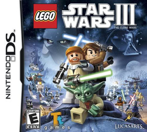 New Lego Star Wars III - DS Game