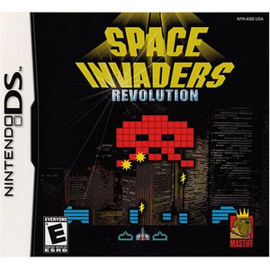 Space Invaders Revolution - DS Game