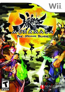 Muramasa: The Demon Blade - Wii Game
